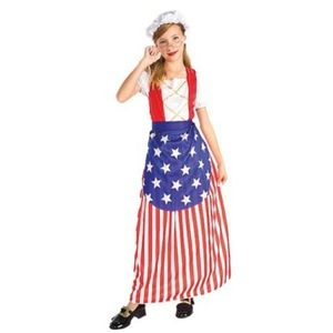 Other - Betsy Ross Costume History Play Child's Size L